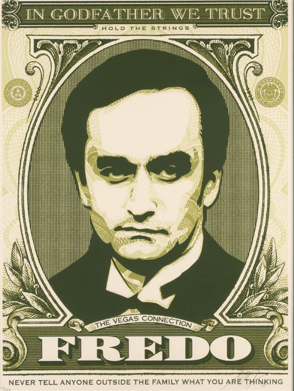 Obey - In Godfather We Trust - Fredo
