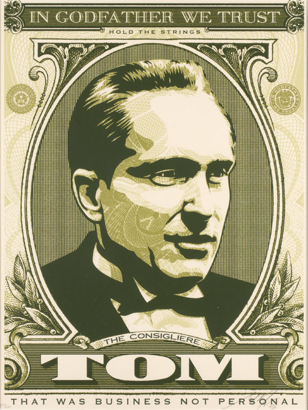 Obey - In Godfather We Trust - Tom