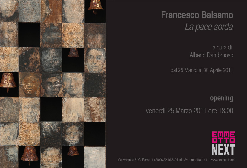 Francesco Balsamo: La Pace Sorda