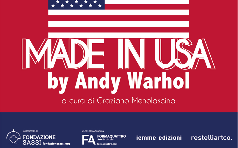 """""""Made in Usa"""" by Andy Warhol"""
