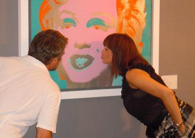 Andy Warhol: ritratti e curiosità del Mito- Vernissage 31