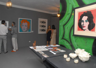 Andy Warhol: ritratti e curiosità del Mito- Vernissage 28