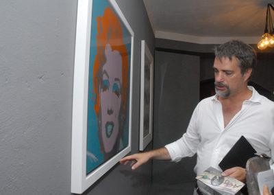 Andy Warhol: ritratti e curiosità del Mito- Vernissage 27
