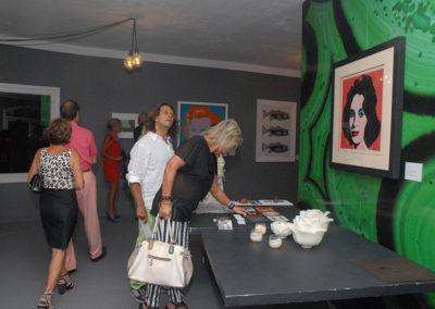 Andy Warhol: ritratti e curiosità del Mito- Vernissage 21