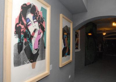 Andy Warhol: ritratti e curiosità del Mito- Vernissage 20