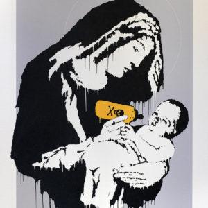 Banksy, Toxic Mary