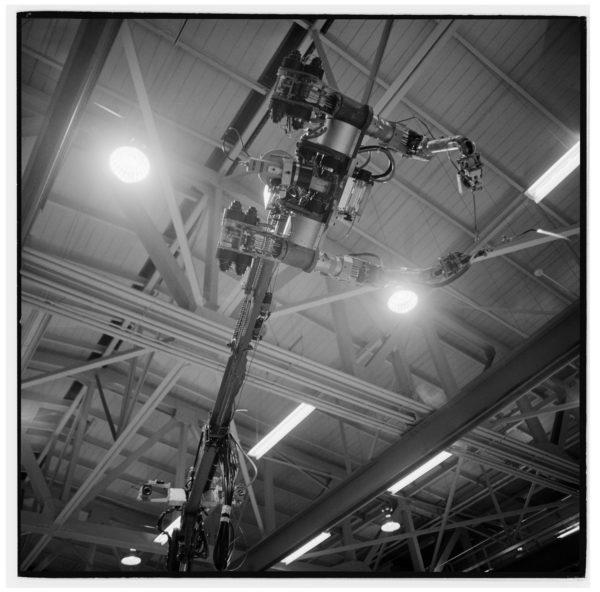 Radio-Active Robot, Sandia Laboratory, New Mexico