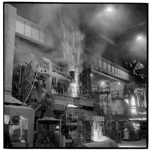 Smelter, Bethlehem Steel Plant, Seattle