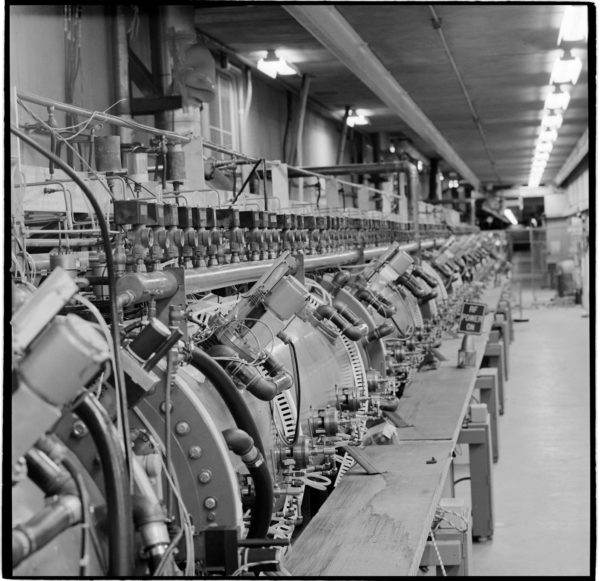Particle Accelerator, Magnet chargers, Fermilab, Chicago