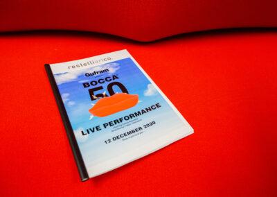 GUFRAM BOCCA 50 – Live Performance b035