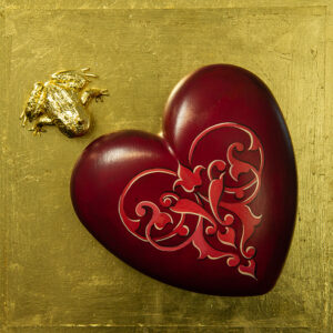Irem Incendayi, Unchained Heart (red frog)