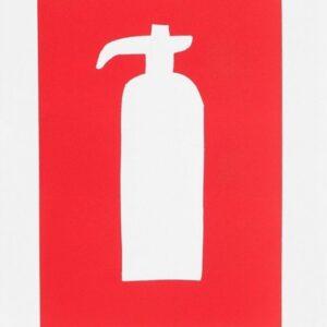 David Shrigley, Fire Extinguisher